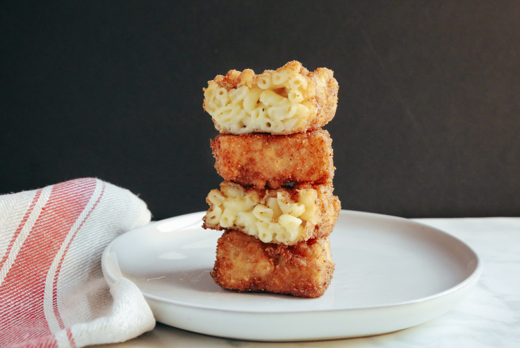 Image for Mac and Cheese Bites