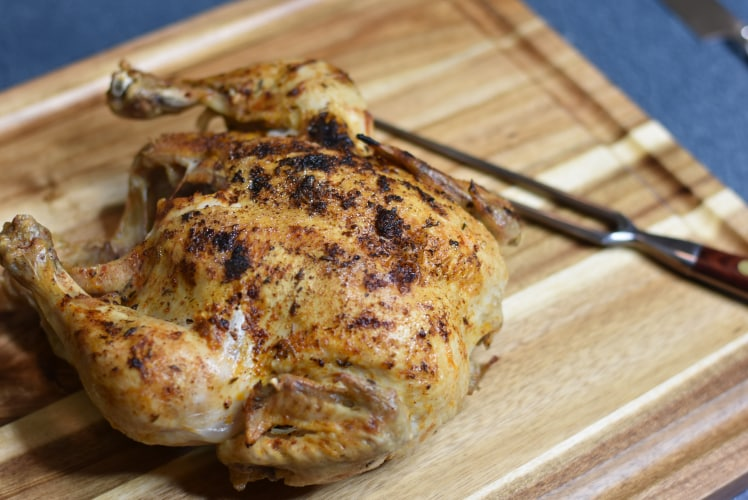 Image for Pressure Cooker Faux-tisserie Chicken