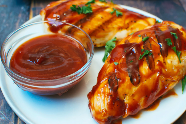 Image for Barbeque Chicken Breasts