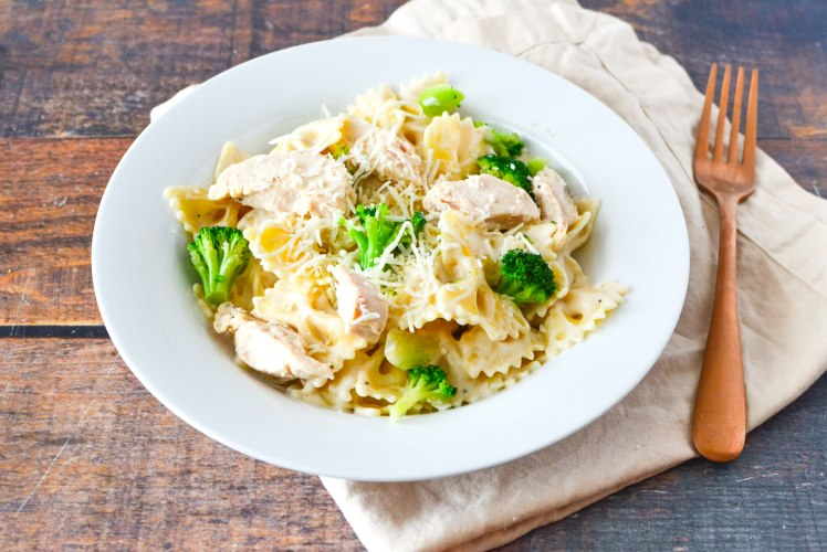 Image for Creamy Chicken and Broccoli Pasta