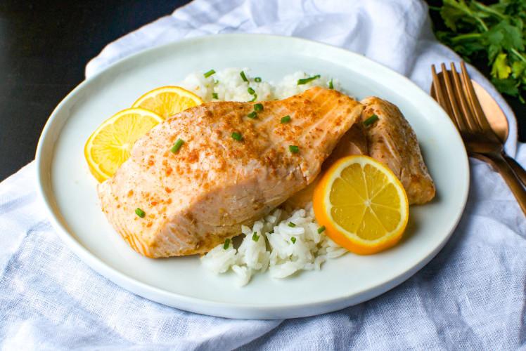 Image for Pressure Cooker Salmon