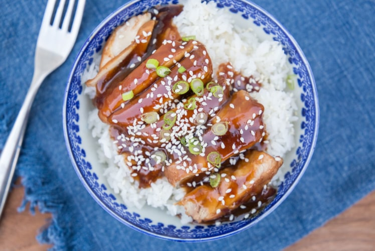 Image for Pressure Cooker Teriyaki Chicken