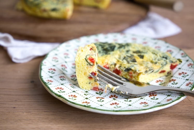 Image for How to Make the Best Frittata in Your Pressure Cooker