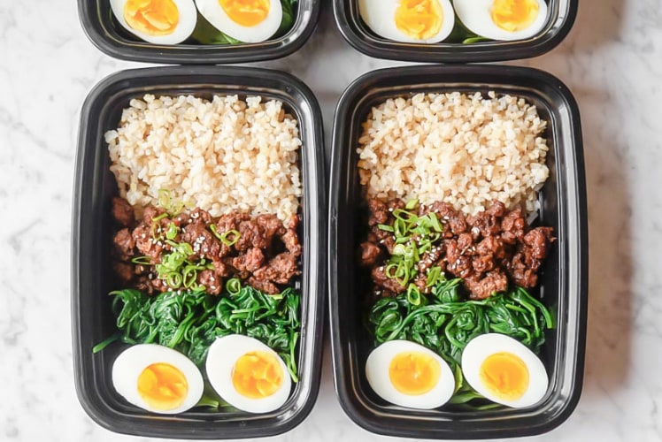 Image for Meal Prep: Korean Beef Bowls