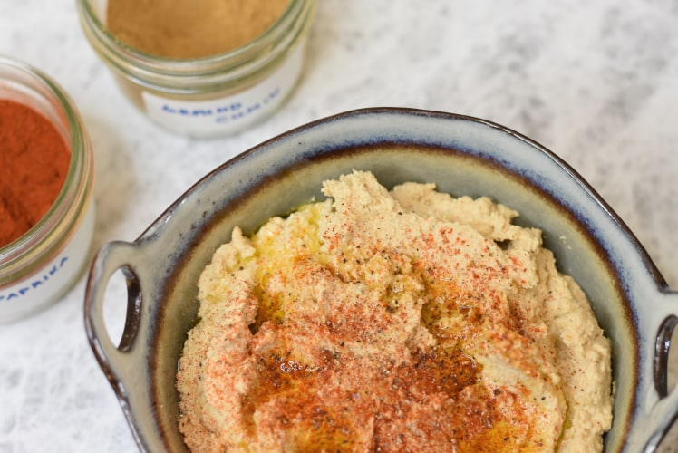 Image for How to Make Pressure Cooker Hummus Like a Pro