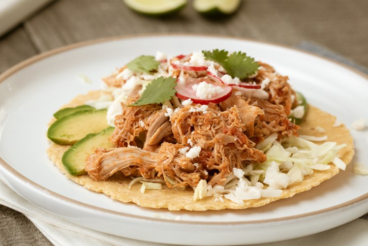 Image for Pressure Cooker Salsa Chicken