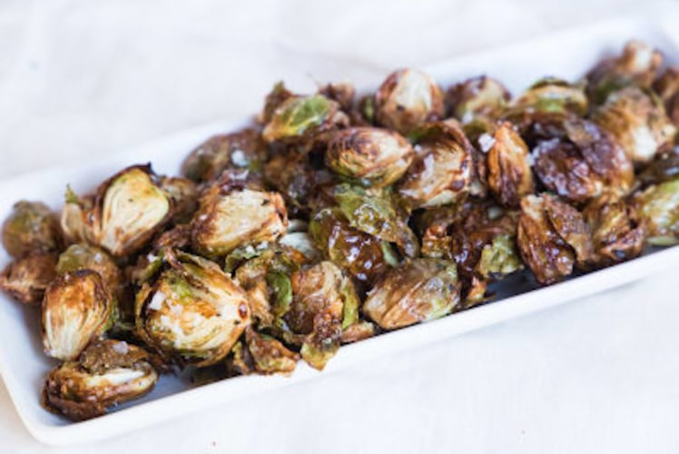 Image for CrispLid Crispy Brussels Sprouts