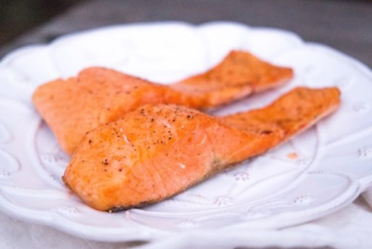 Image for CrispLid Salmon