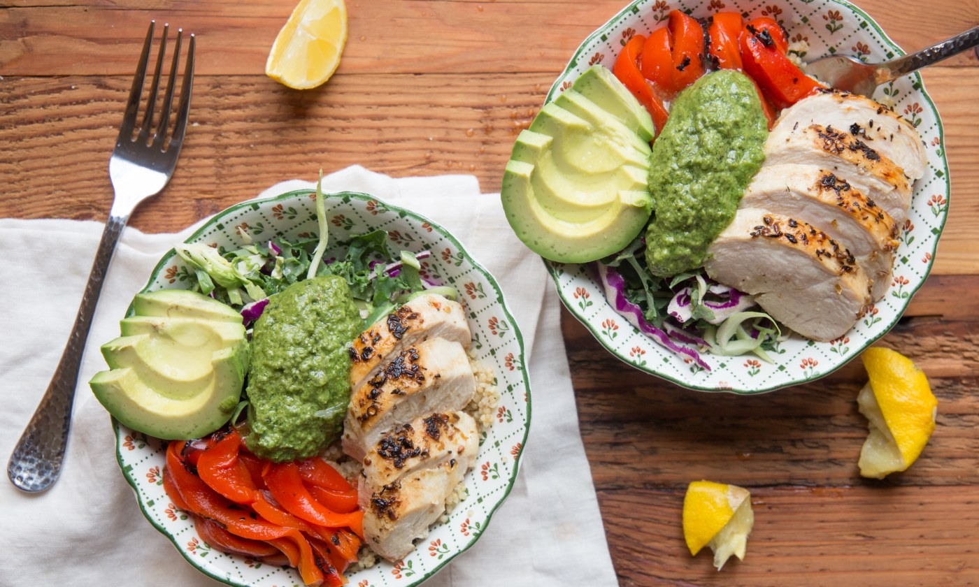 Featured Article: How to Make Instagram-Worthy Grain Bowls at Home