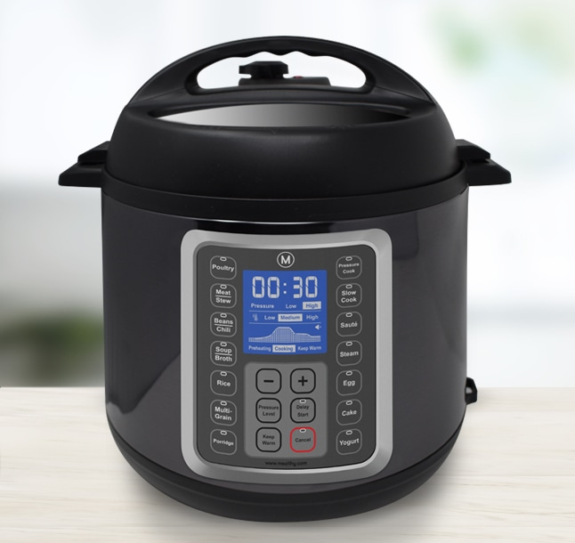 Image for Frequently Asked Questions: The Mealthy MultiPot