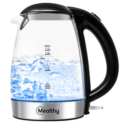 Mealthy Glass Kettle