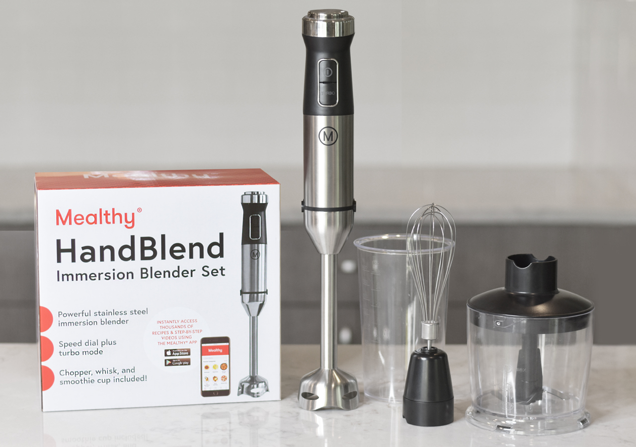 Immersion Blender and accessories
