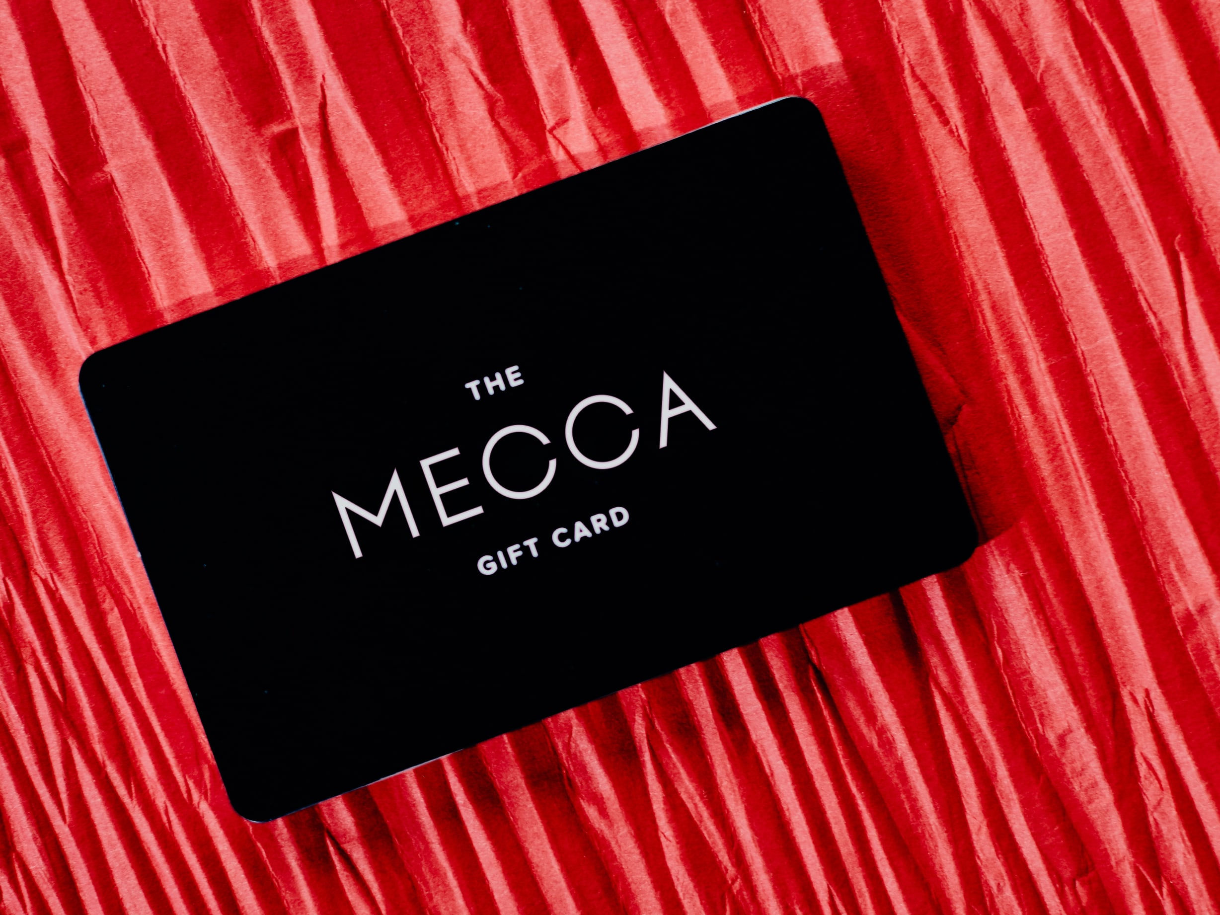 The MECCA Gift Card