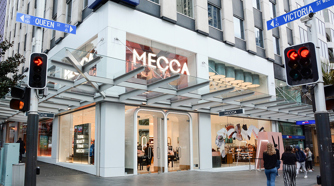 Retail roles at MECCA