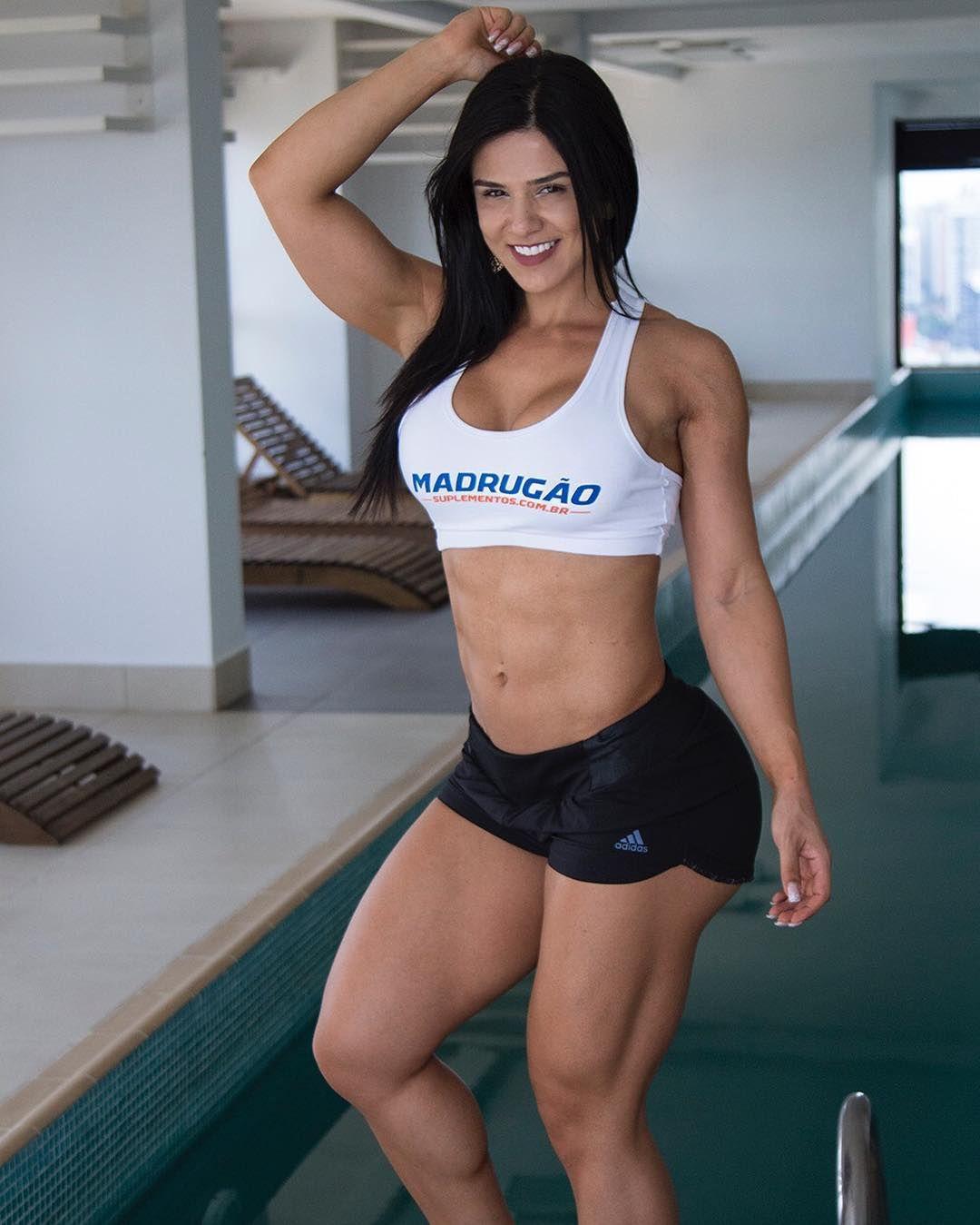 best instagram fitness model