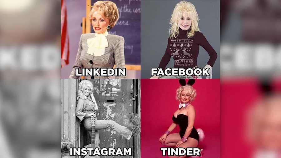 Watch hilarious 'LinkedIn, Facebook, Instagram, Tinder' meme trend
