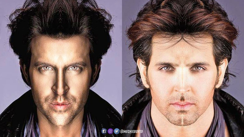 I Have Applied the Mirror Effect on Popular Bollywood Celebrities and the result were Super Cool
