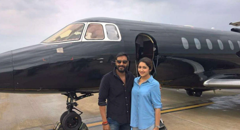 bollywood celebs who own private jets
