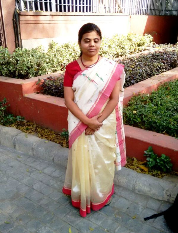 meet indias first blind ias women officer