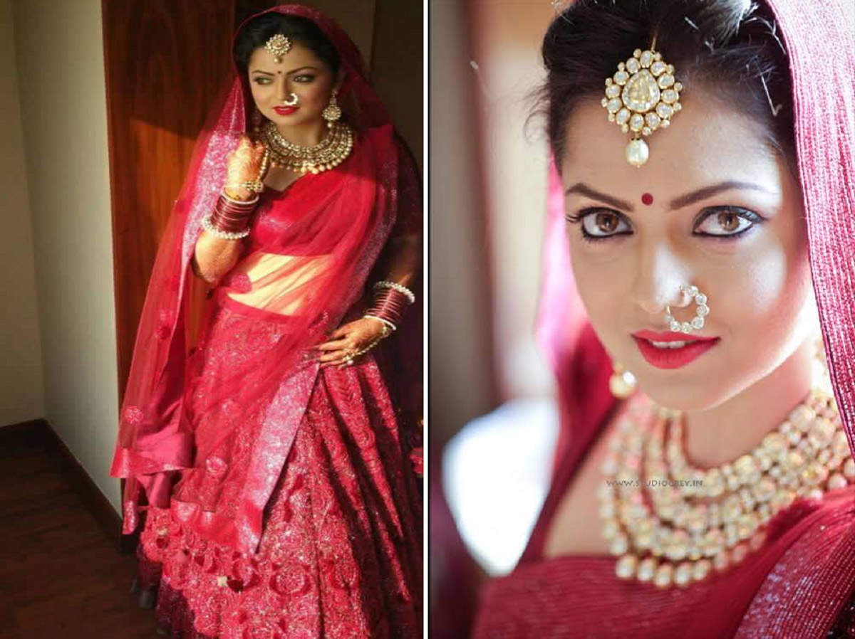 Television Actresses And Their Gorgeous Real Life Wedding Day Looks