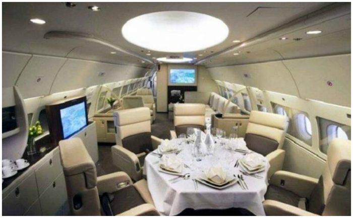 nita ambani private jet