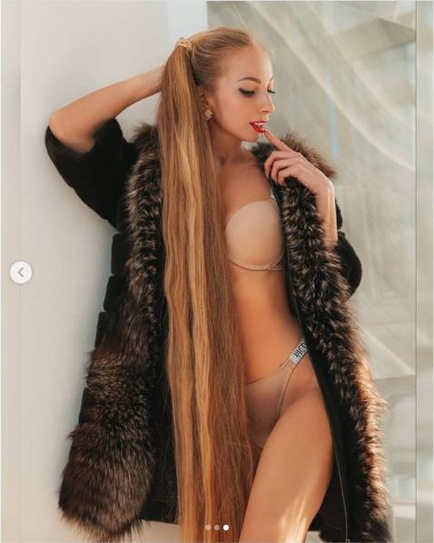 ukraine model alena kravchenko instagram pics