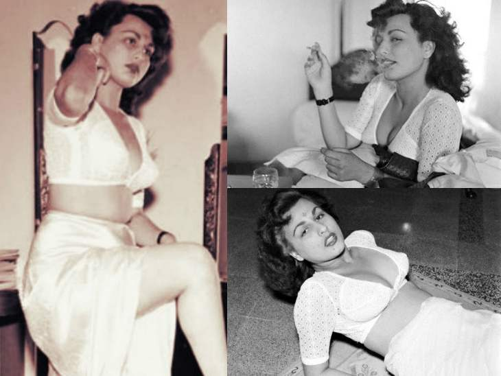 india's first bold photoshoot begum para