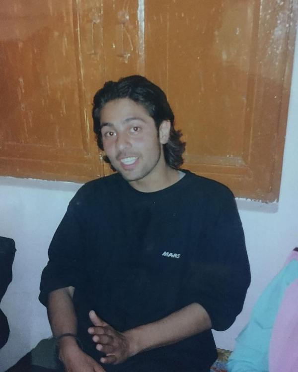 badshah young photos