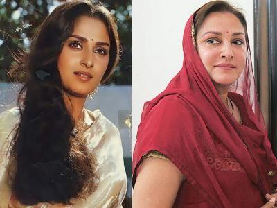 Jaya Prada then now