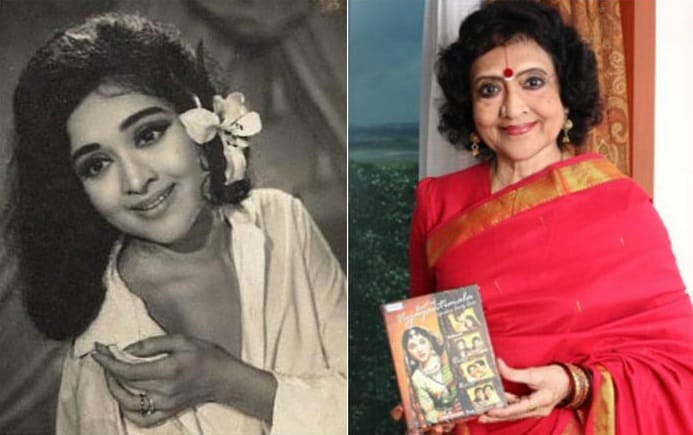 Vyjayanthimala then and now