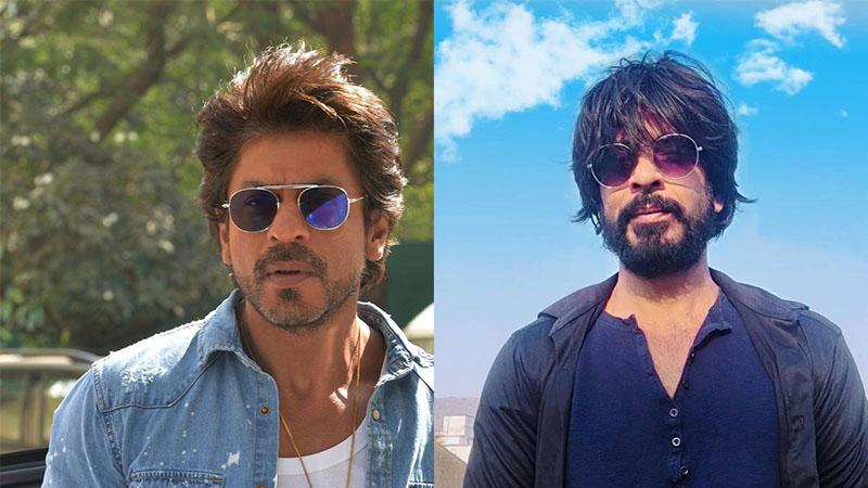 Shah Rukh Khan's doppleganger Ibrahim Qadri