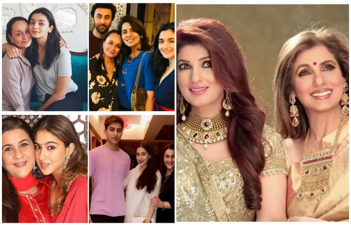 Beautiful Mothers of Bollywood Actresses