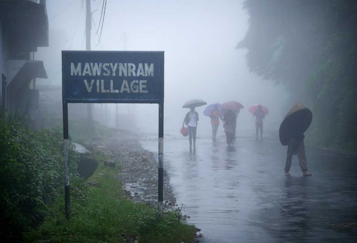 Wettest Place on Earth