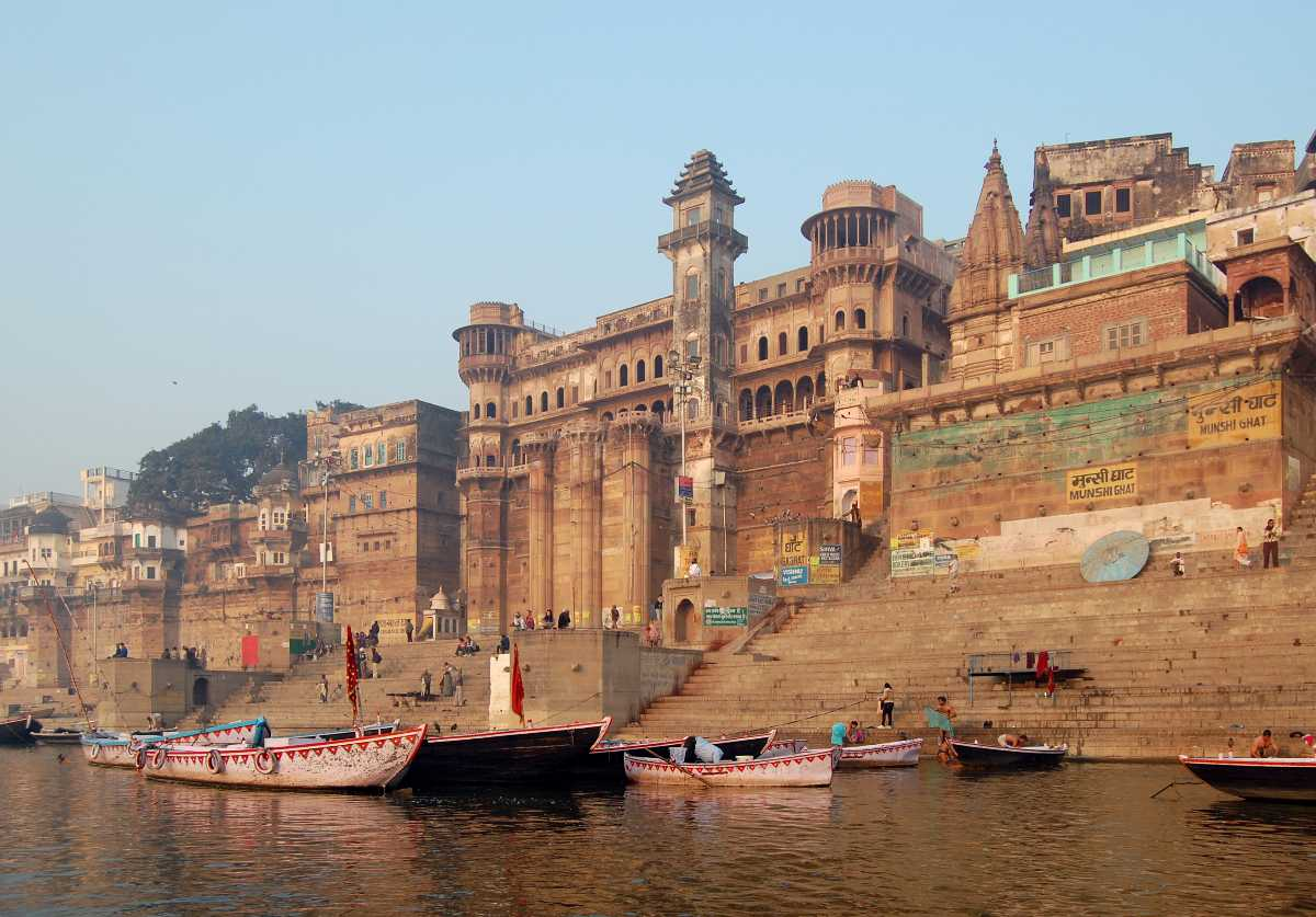 Varanasi Oldest Inhabited Places in the World