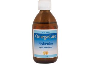 BioCare OmegaCare Fiskeolie