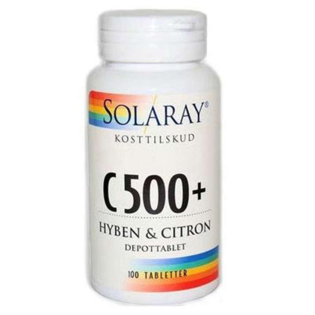 c vitamin frugt