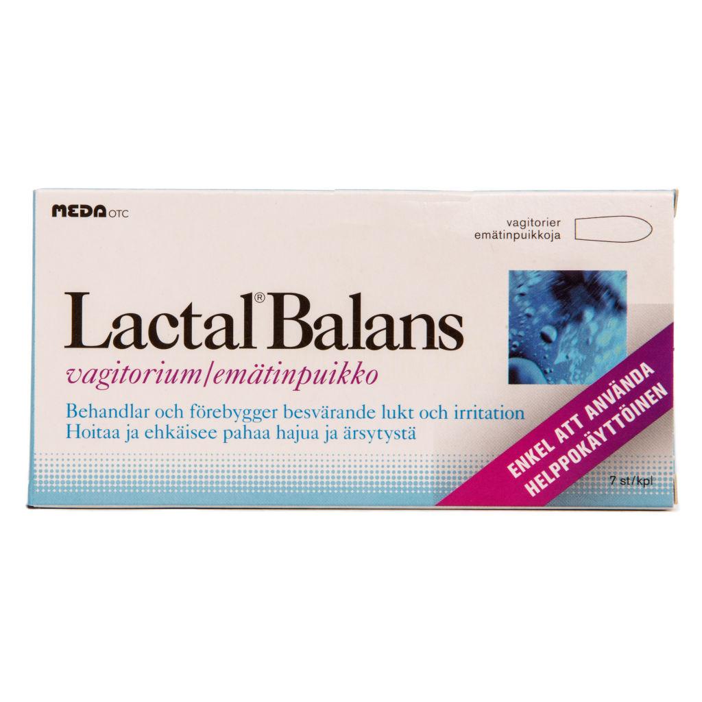 lactal balans recension