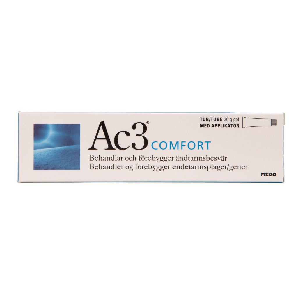 ac3 comfort hemorrojder