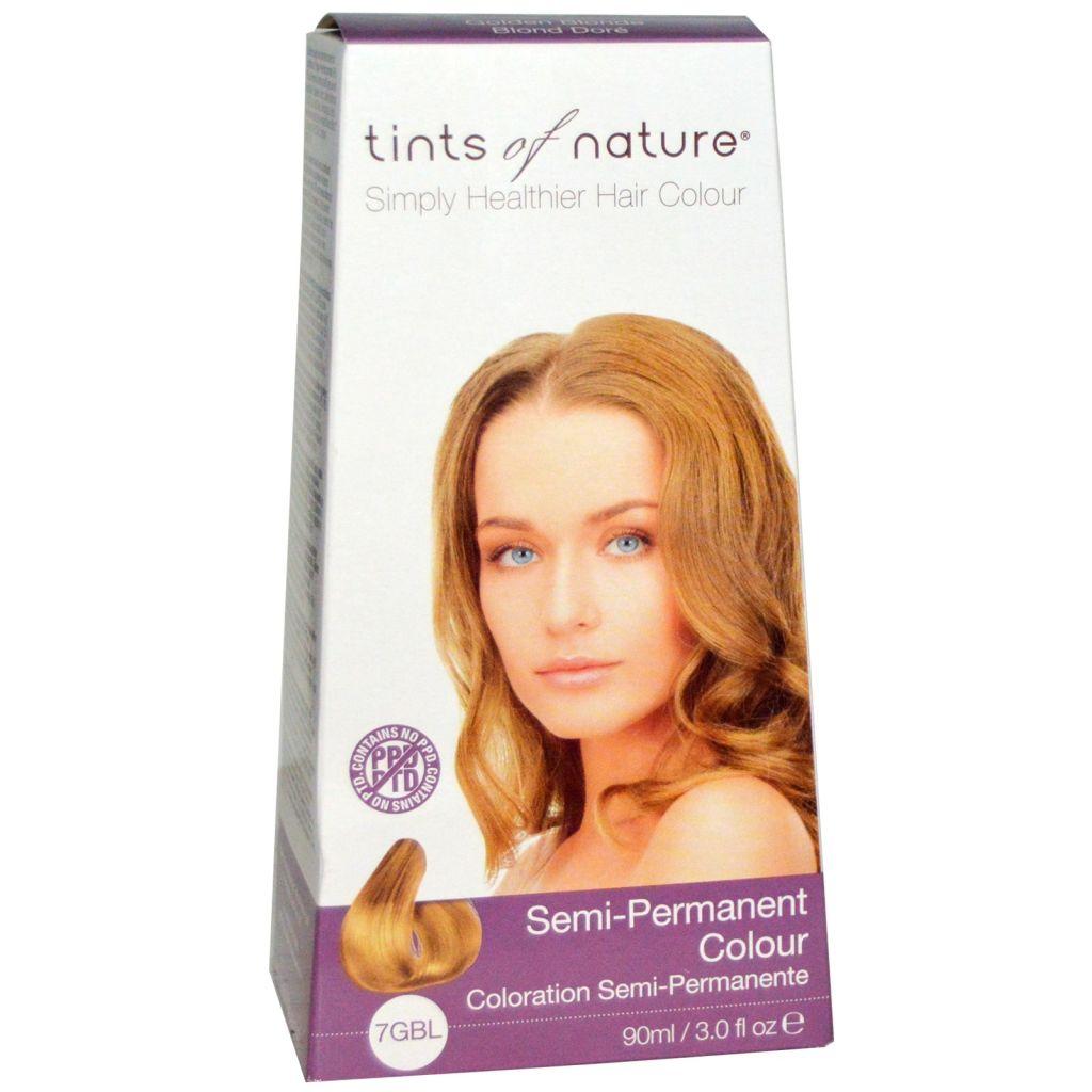 Tints Of Nature Semi-permanent golden blond 1 set kopen?