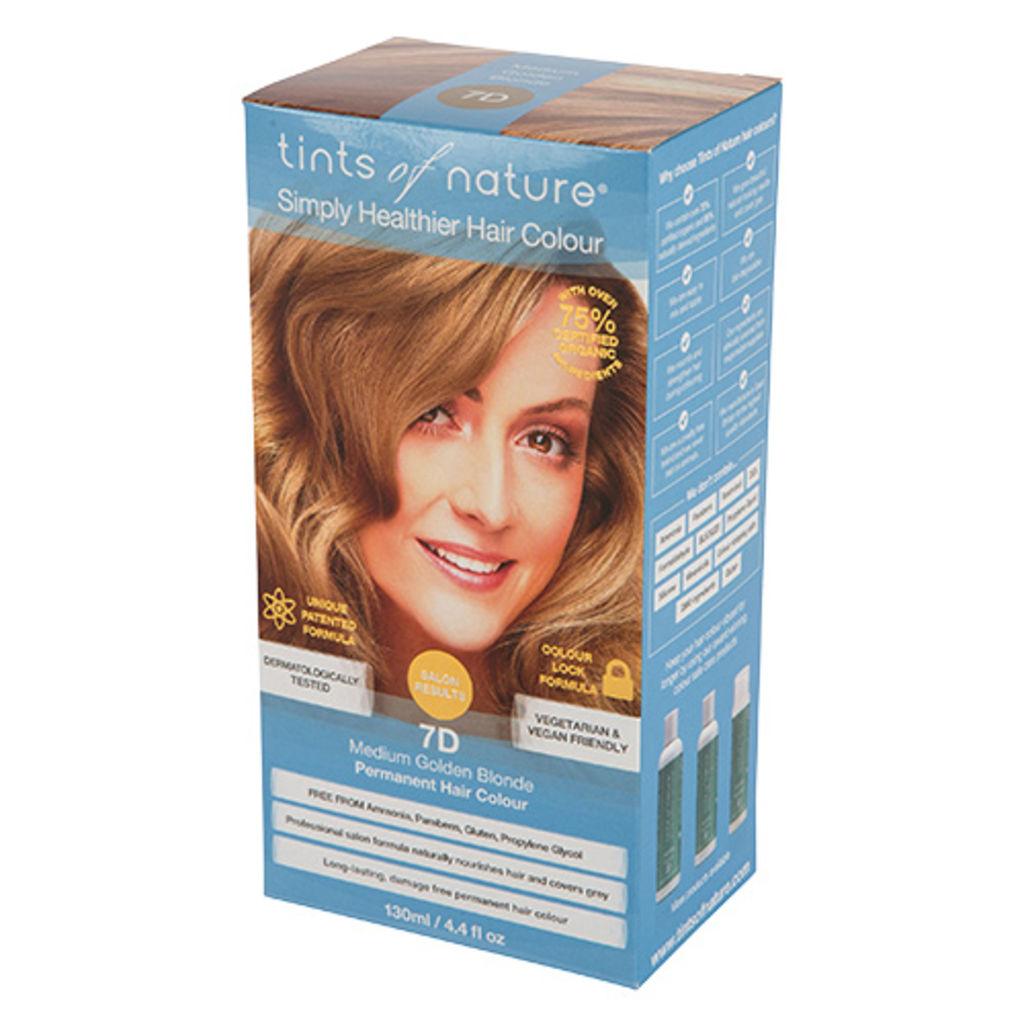 Tints of Nature Permanent Hair Colour - Natural Platinum