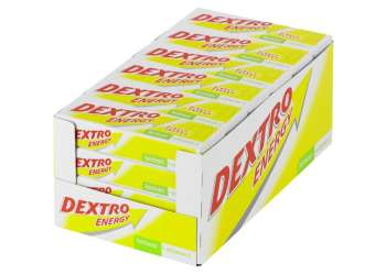 Dextro Energy Lemon med C-vitamin