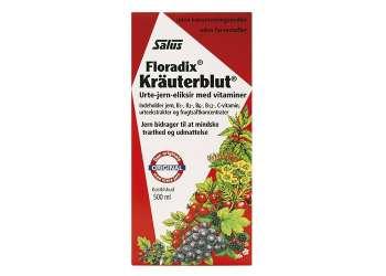 Floradix Kräuterblut Järn