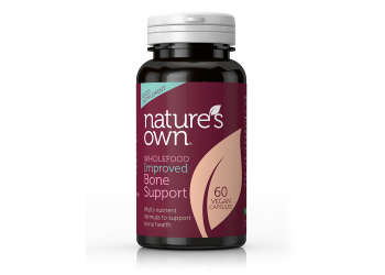 Nature's Own Bone Support Wholefood