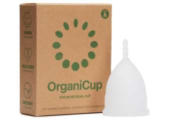 OrganiCup Menstruationskop Str. A