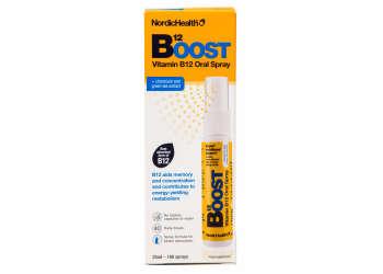 Nordic Health Boost B12 Vitamin Spray