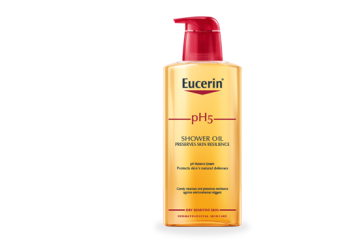 Eucerin pH5 Shower Oil Parfumeret