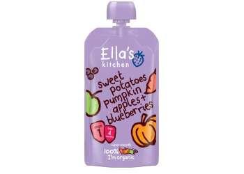 Ellas Kitchen S1 Søtpotet, Gresskar & Blåbær