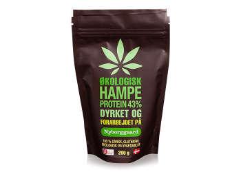 Nyborggaard Hampeprotein 43%
