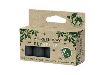 A Green Way Fly Spiral