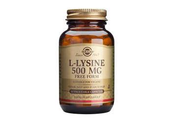 Solgar L-Lysin Aminosyra